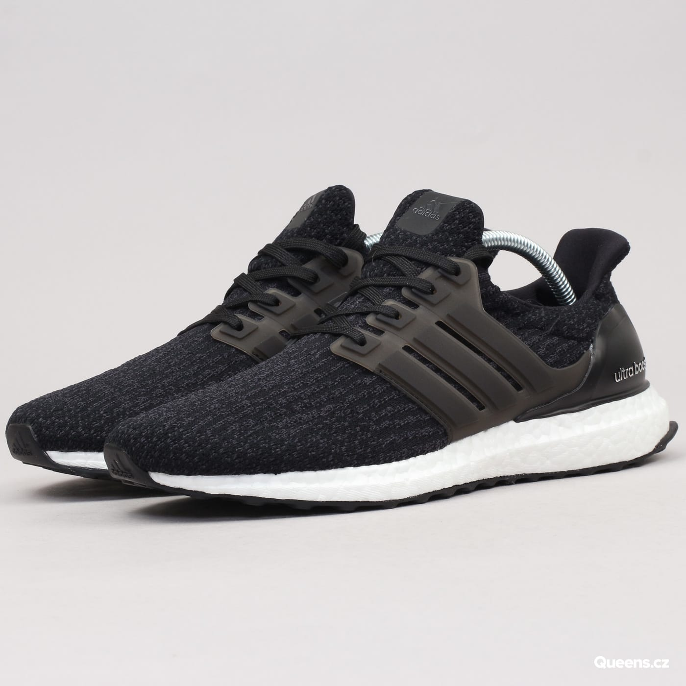 adidas UltraBoost black / white