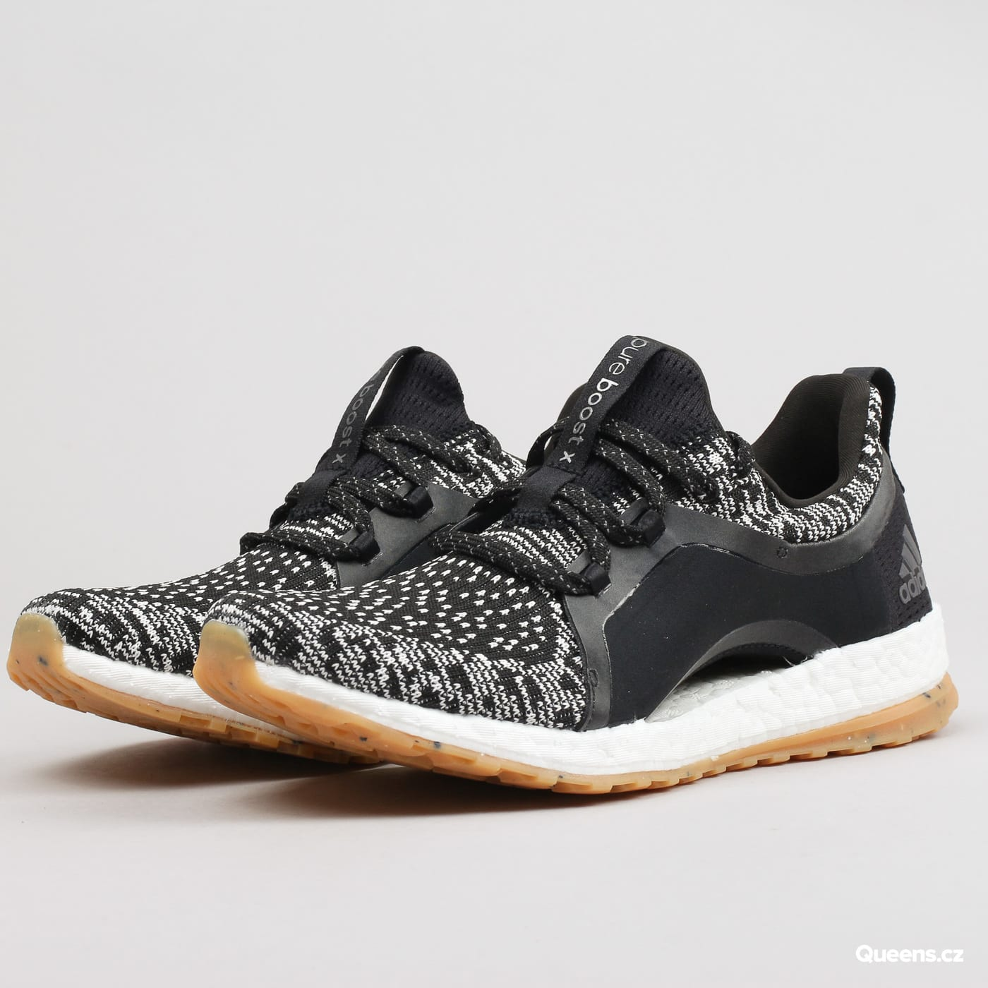 adidas PureBOOST X All Terrain core black / running white / core black