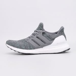 Sneakers - tenisky Adidas Performance Ultra Boost Grey / Grey / Hi-Res Green