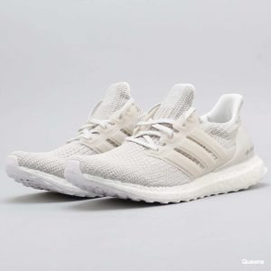 adidas Performance UltraBOOST chalk pearl / chalk pearl / grey one
