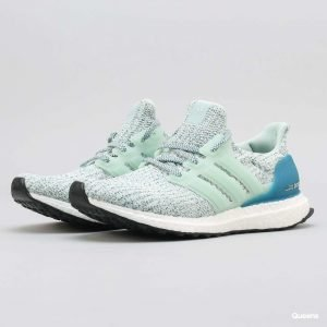 adidas Performance UltraBoost W ash green / ash green / real teal