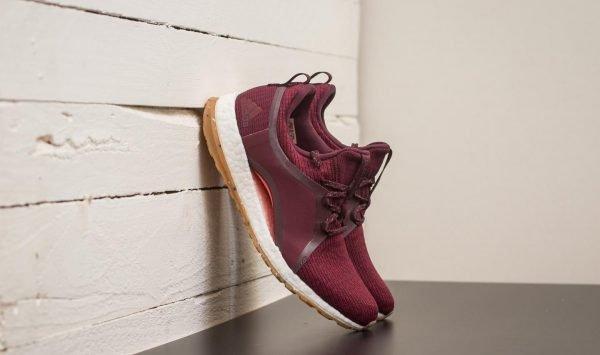 adidas PureBOOST X All Terrain Red Night/ Mystery Ruby/ Easy Coral