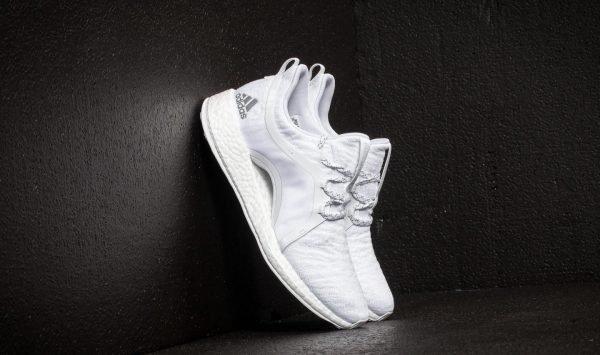 adidas PureBOOST X White/ White / White