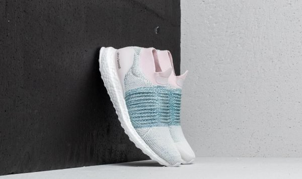 adidas UltraBOOST Laceless W Orchid Tint/ Ftwr White/ Aero Green