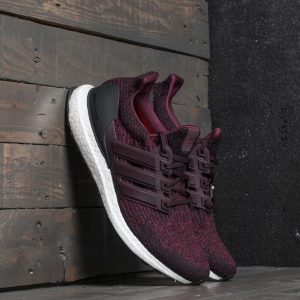 adidas UltraBoost Dark Burgundy/ Core Black