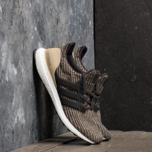 adidas Ultraboost Core Black/ Core Black/ Raw Gold