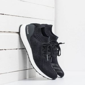 adidas Ultraboost Uncaged Carbon/ Core Black/ Grey Three